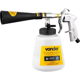 Pistola Tornador para Limpeza alumínio Vonder