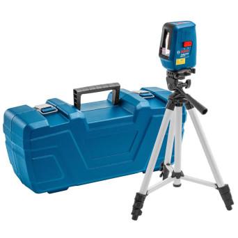 Nível Laser Nivelox Com Tripé e Maleta 15m GLL3X Bosch