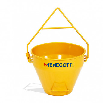 Balde 50 litros para Guincho de Coluna Menegotti