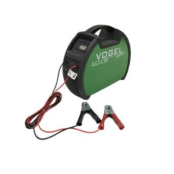 Carregador de Bateria Auto Line Carga Rápida e Lenta 30A STD Vogel