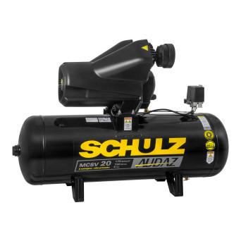 Compressor de Ar 5HP Trif 175PSI MCSV20/150 Schulz