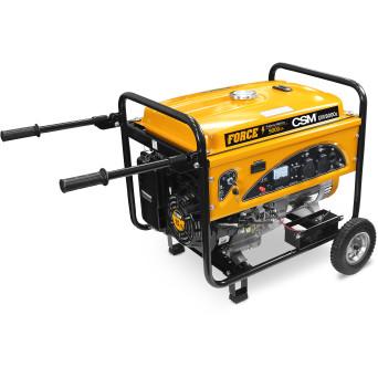 Gerador de Energia à Gasolina 4T 9Kva 110/220V Partida Elétrica GM8000E CSM