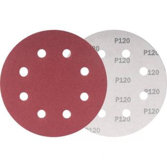 Disco de Lixa 180mm G120 10 Unidades Vonder
