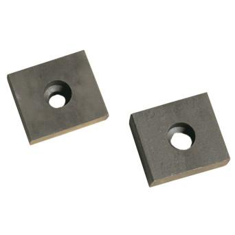 """Lâmina Máquina Cortar Vergalhão (Par) 16mm - 5/8"""" N.1 Metalsul"""