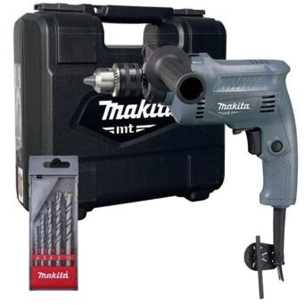 "Furadeira De Impacto 1/2"" (13mm) 500w Veloc Variável Com Maleta M0801KGP Makita"