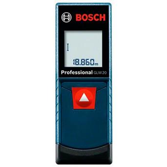 Medidor Distância Trena Laser 20m GLM20 Bosch