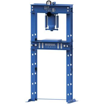 Prensa Hidráulica 15 toneladas R070025 Riosul Tools Bovenau