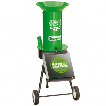 Triturador Resíduos Organicos Tr200 1,5cv Bivolt Trapp