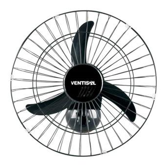 Ventilador Parede Oscilante 50cm 200w Bivolt Ventisol