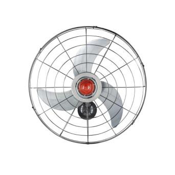 Ventilador Parede 70 cm Oscilante Power Bivolt 230w Ventisol
