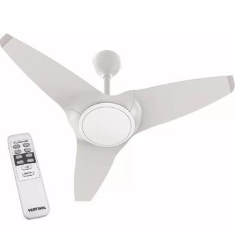 Ventilador Teto 3 Pás Com Led 20w E Controle Flow Ventisol